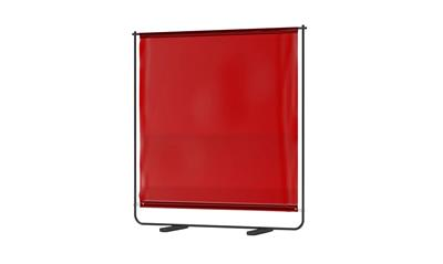 AAG Welding Curtain Type 100 Red