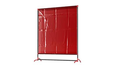 AAG Welding Curtain Type 200 Red