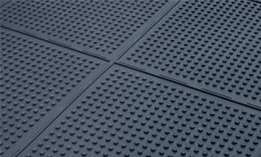 Mats for wet areas