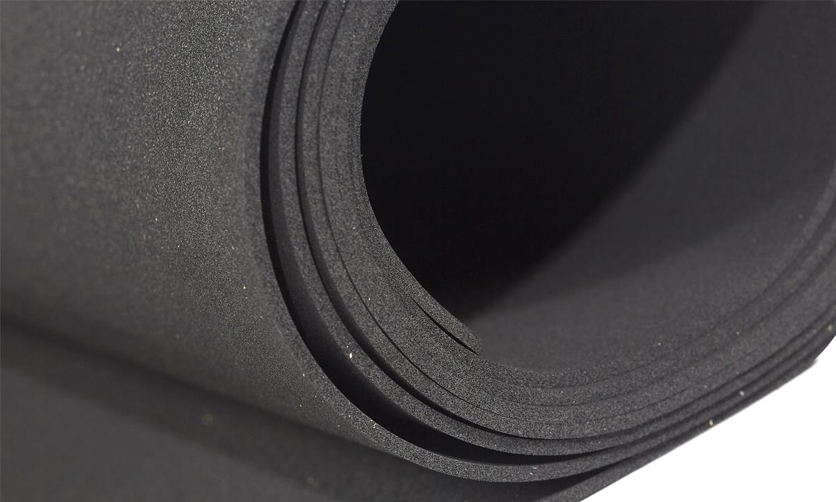 Aag Cellular Rubber Plates Seals Damps And Protects