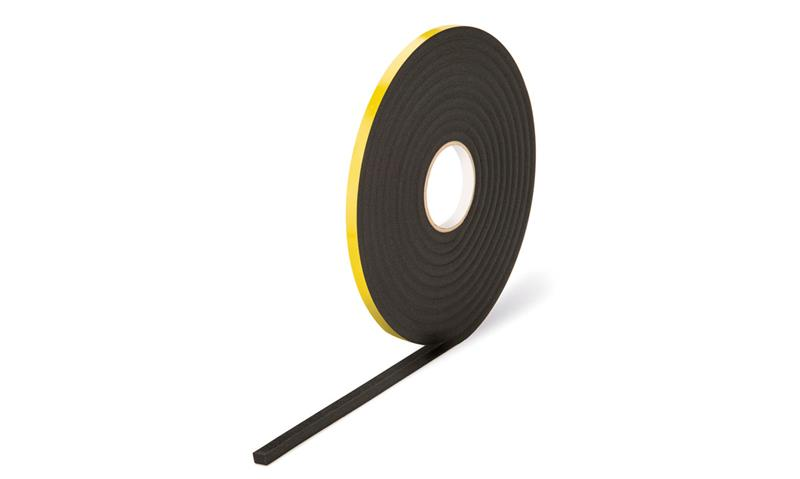 Cut Rubber With Adhesive