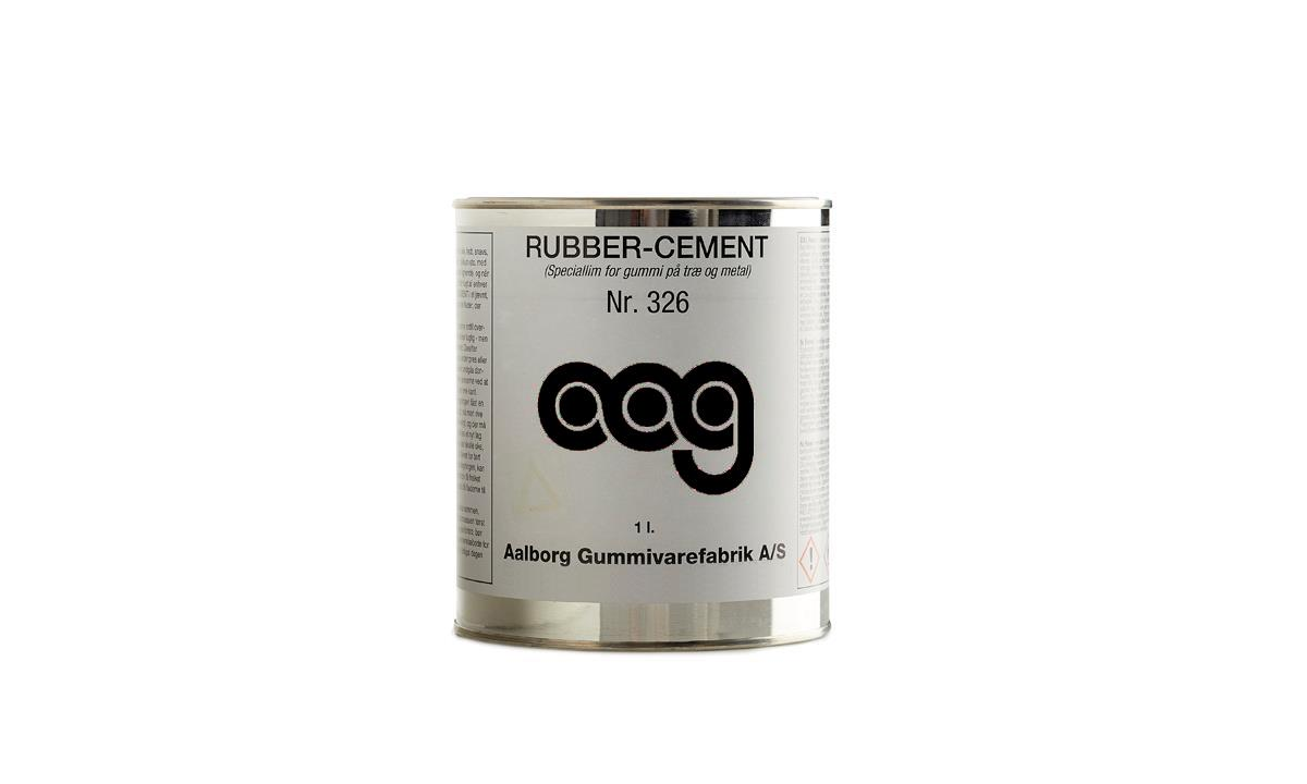 Aag Rubber Cement Flowing Water Resistant Contact Glue
