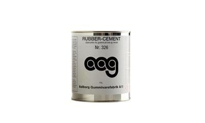 AAG Rubber Cement 326 1L