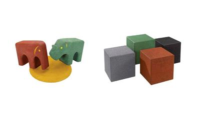 Accessories for playareas