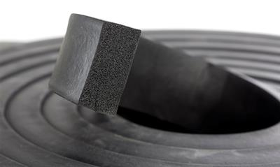 Cellular square profiles EPDM