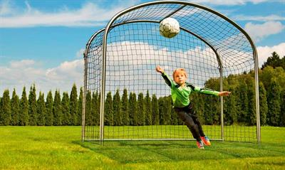 Safety tiles artificial turf