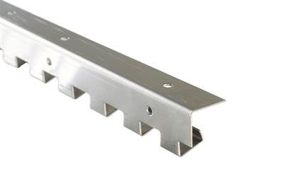 AAG stainless rails